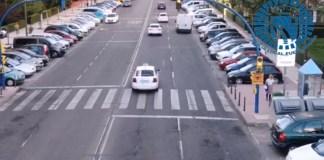 seguridad vial drones Fuenlabrada