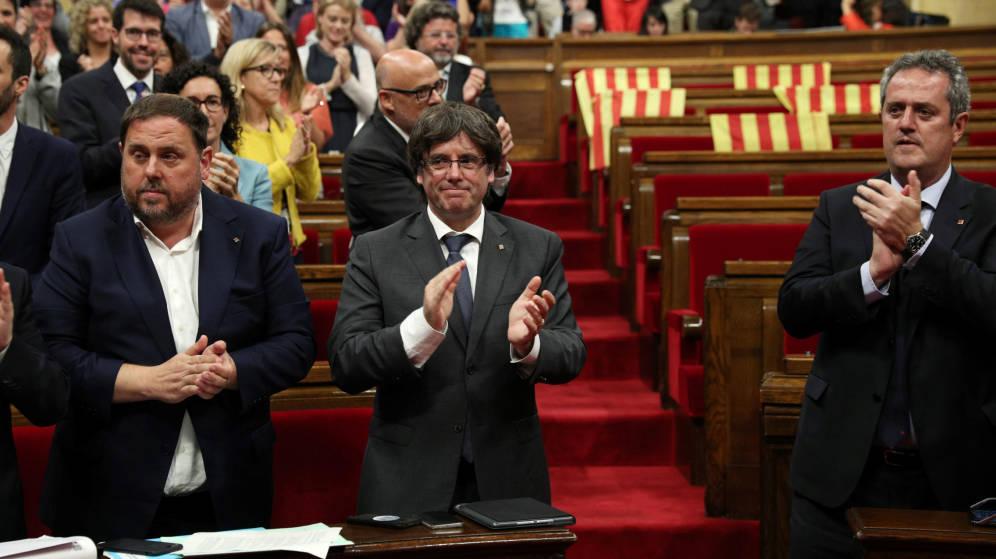Algo más sobre Cataluña