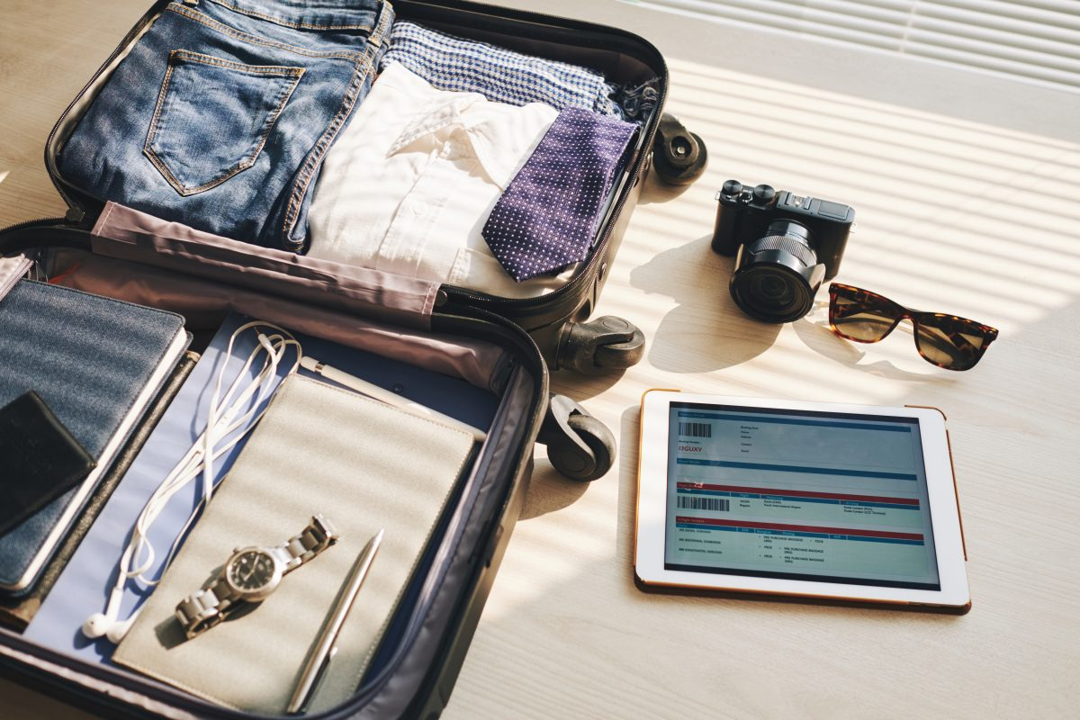 7 Trucos para saber cómo hacer la maleta como un profesional