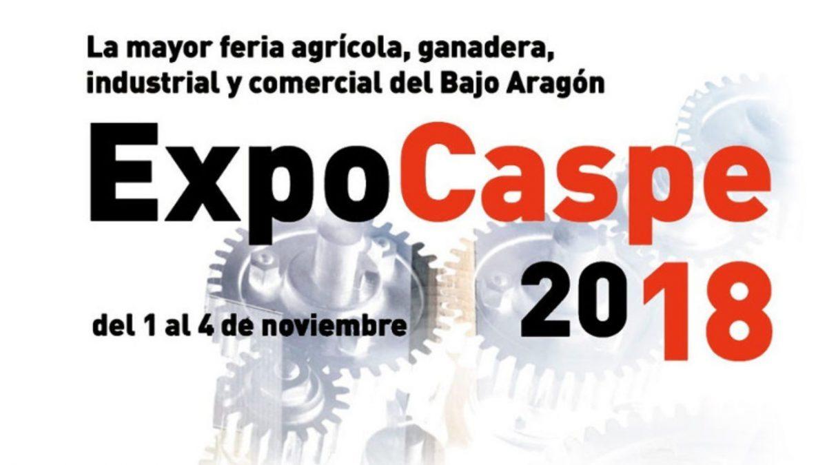 ExpoCaspe 2018 calienta motores