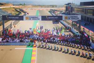 MotoStudent llega a Motorland Alcañiz