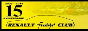 Club Renault Fuego se reune un año mas en Motorland Alcañiz