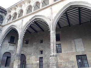 Ayuntamiento y lonja de Alcañiz