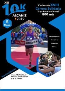 XIII 10 K Ciudad de Alcañiz 2019