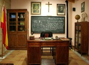 Museo de la escuela en Alcorisa - Foto www.museodelaescuela.com