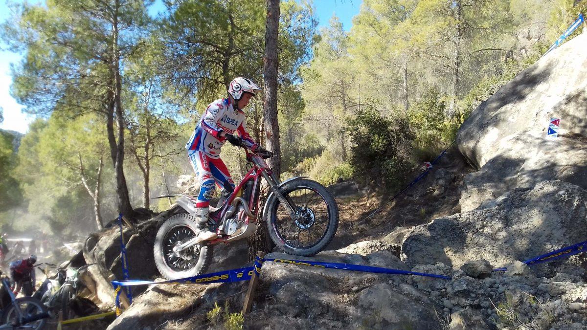 Campeonato de España de Trial Valderrobres - Foto: http://www.trialmatarranya.com