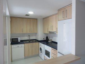 Cocina Apartamentos Turísticos Alcañiz Flats II