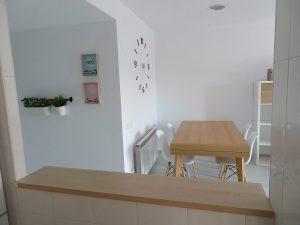 Salón comedor Apartamentos Turísticos Alcañiz Flats I