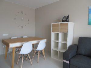 Salón comedor Apartamentos Turísticos Alcañiz Flats II