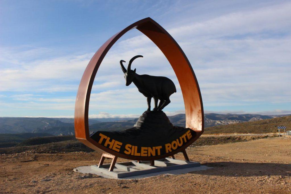 The Silent Route, ruta slow driving en Aragón