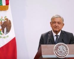 """""""De 100 compromisos presentados hace dos años en el Zócalo hemos cumplido 97"""": AMLO"""
