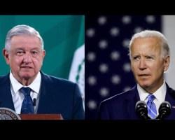 AMLO y Biden sostendrán una reunión virtual el lunes