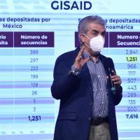 Detecta el Indre una mutación en el virus SARS-CoV-2 que circula en México