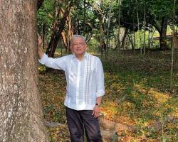 AMLO propondrá a Biden ampliar programa Sembrando Vida a Centroamérica