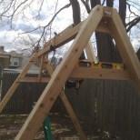 Cedar Swingset 2
