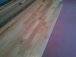Boothby Maple Flooring