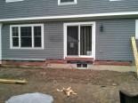 Cumaru Deck - Copper Flashing