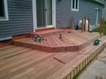 Cumaru Deck - In Progress