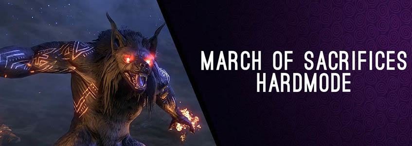 March of Sacrifices Guide