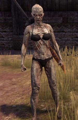 Bloodfiend Skin Human ESO
