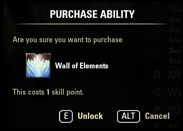 Morphing Guide Purchase Ability