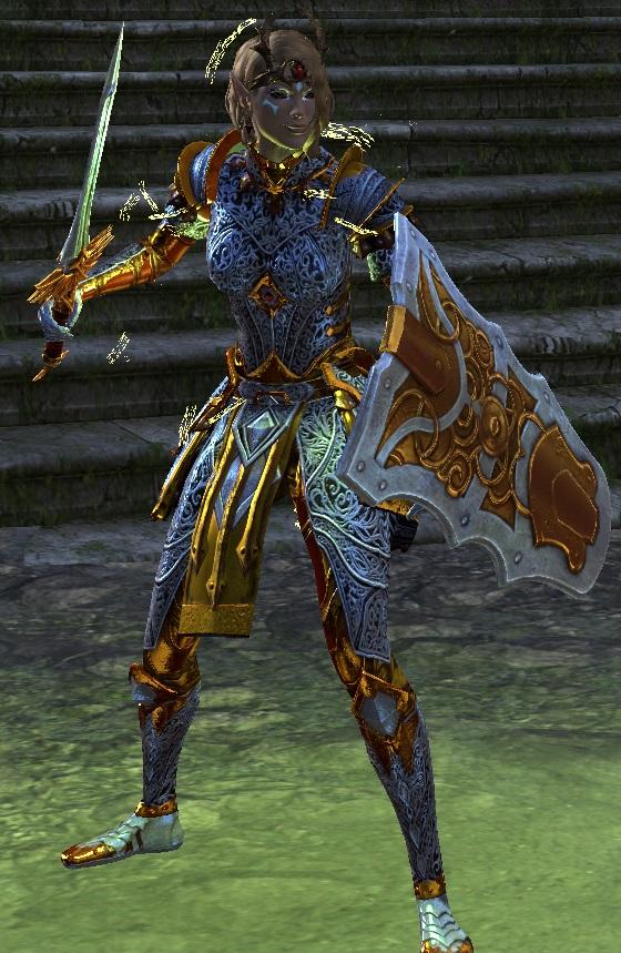 Troll King Visual Effect Fashion