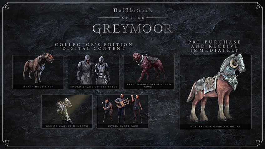 Collector's Edition digital items
