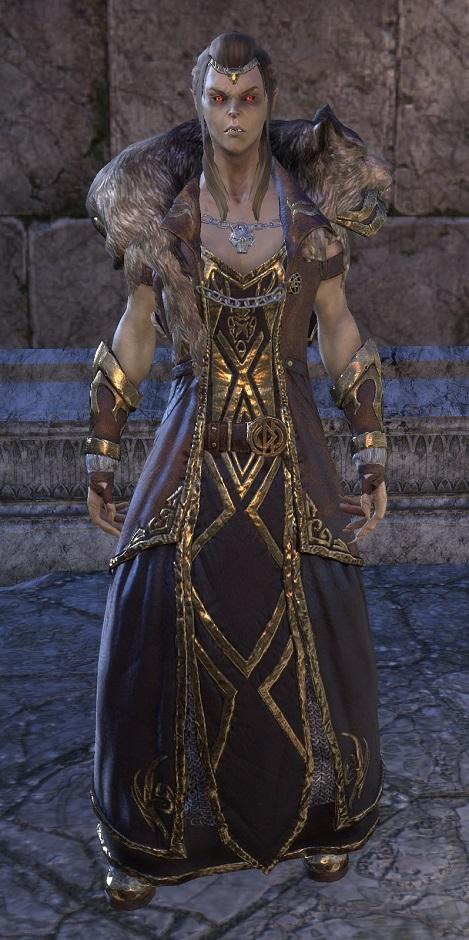 Werewolf Lord Female ESO