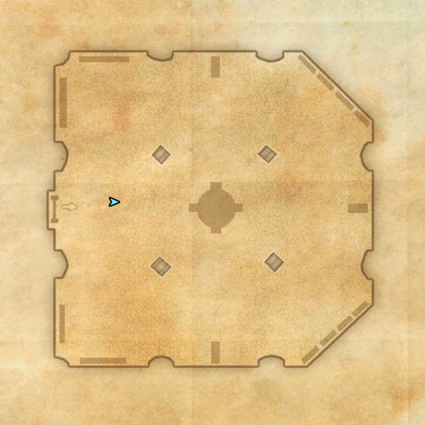 Stone Garden Map 6 ESO