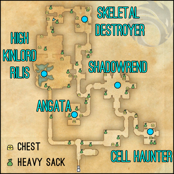 banished cells 1 map