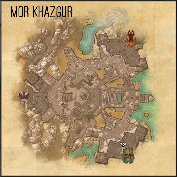 map mor khazgur
