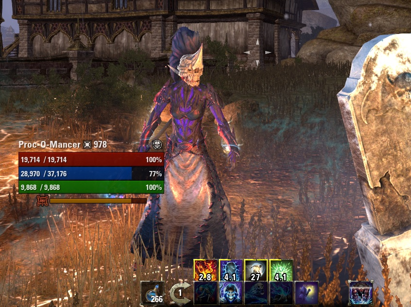 ESO Addons Action Duration Reminder