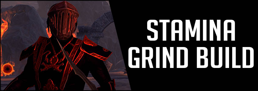 Grind Stamina Build ESO All Classes Banner