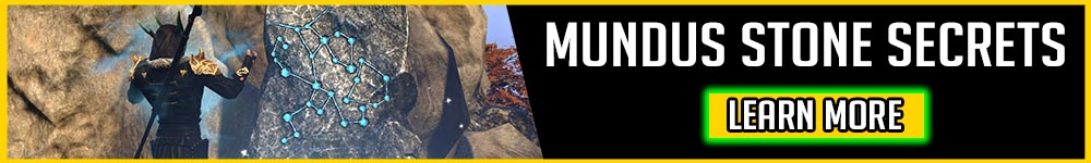 ESO Mundus Stones Overview Page ESO