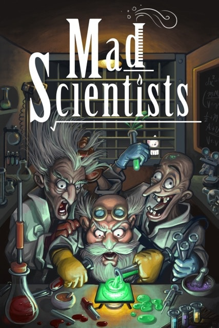 Mad Scientists Escape Rooms