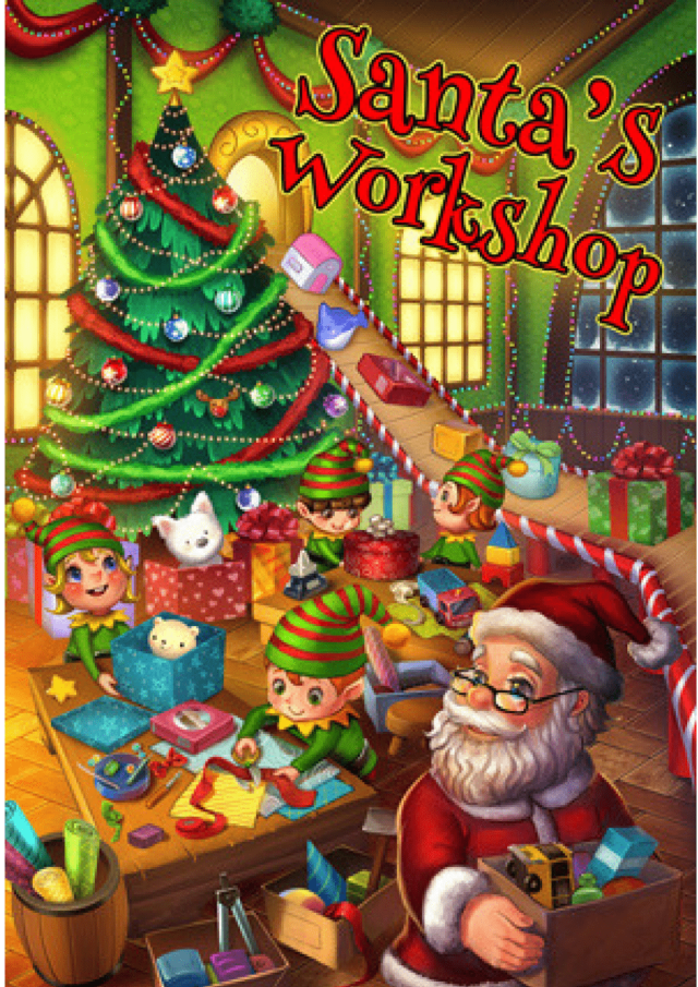 Santa's Workshop Escape Rooms