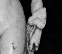 fragmento de la Venus de Itálica