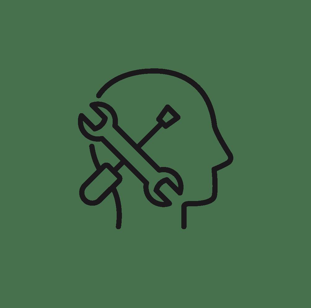 pictogramme pour le service client