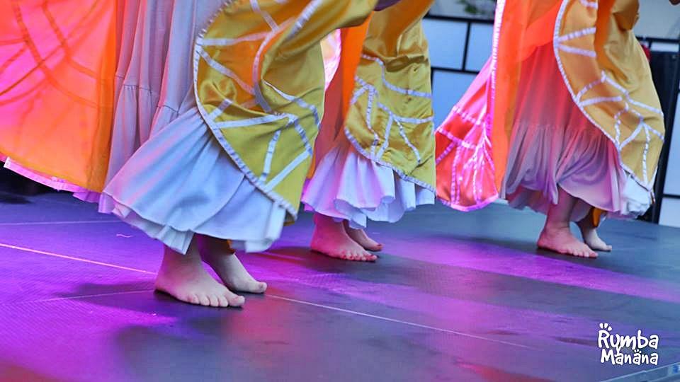 Boginie tańczą  wakacyjny obóz taneczny dla kobiet