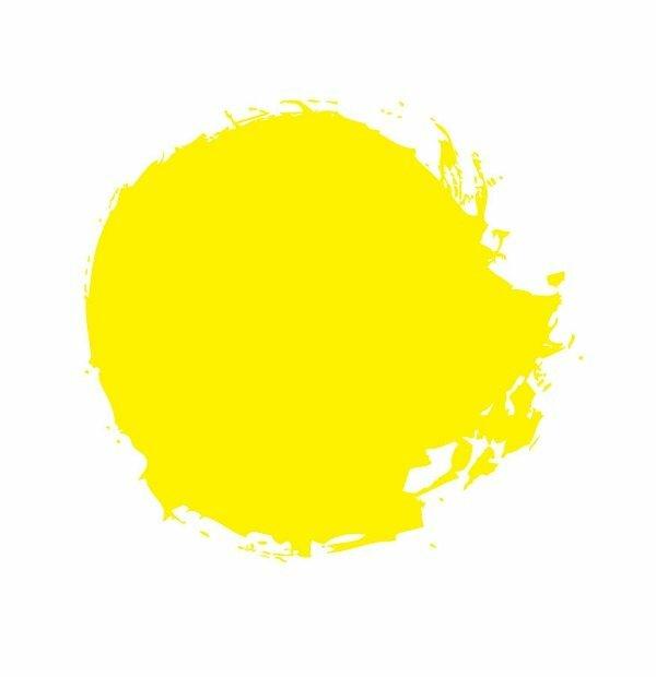 Flash Gitz Yellow Layer Paint