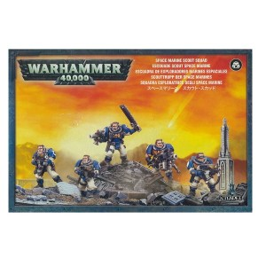 Space Marine Scouts
