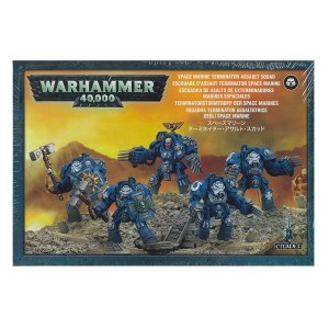 Space Marine Terminator Close Combat Squad