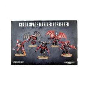 Chaos Space Marine Possessed