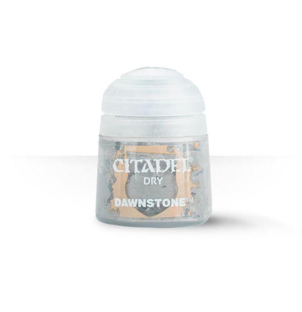 Citadel Dawnstone dry paint