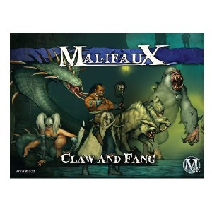 Arcanist Claw and Fang Marcus Box Set
