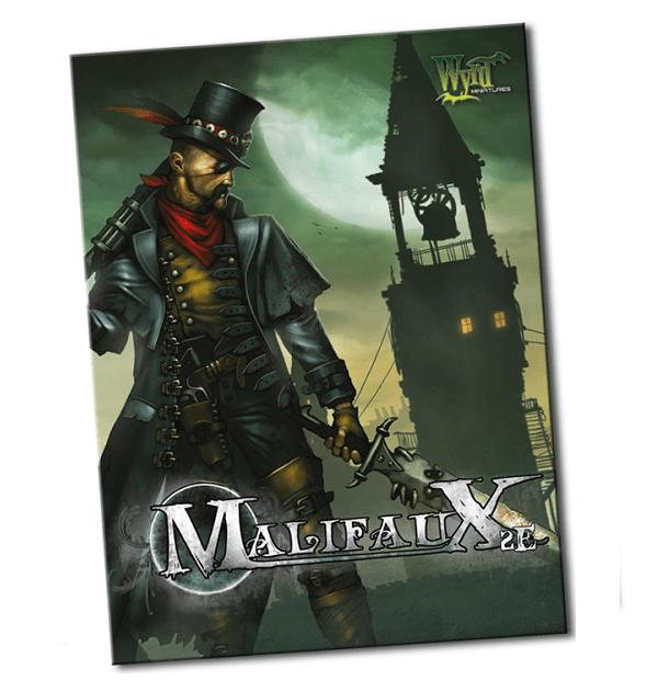 Malifaux 2nd Edition Rulebook