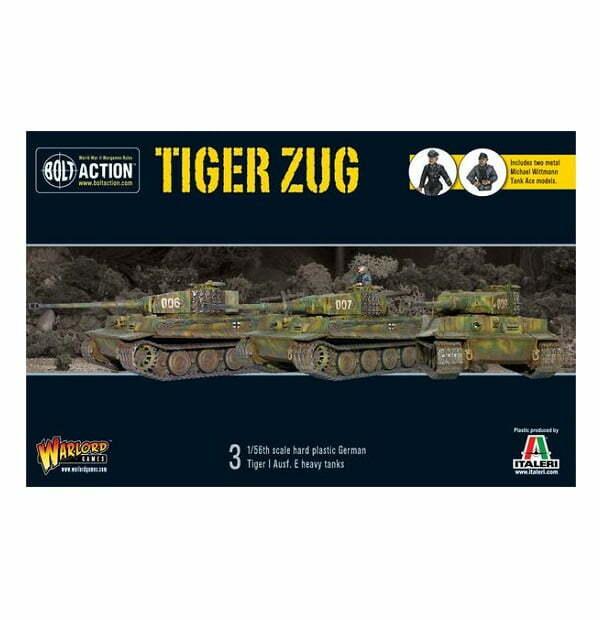 German Tiger Zug