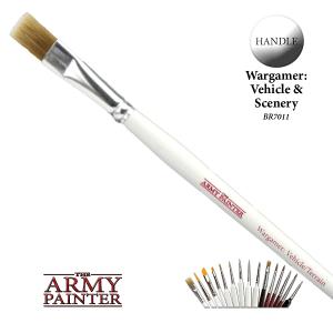 Wargamer Vehicle & Scenery Brush