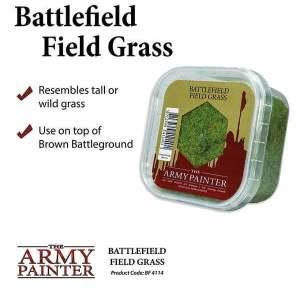 Field Grass - Static Grass