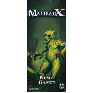 Arcanists Poison Gamin Boxed Set
